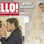 Brad and Angelina wedding is a lovely fantasy