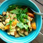 Moroccan Chickpea Stew with Chard - an Ageless Diet™ Recipe