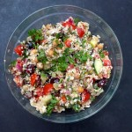Cauliflower Couscous Salad - an Ageless Diet™ Recipe